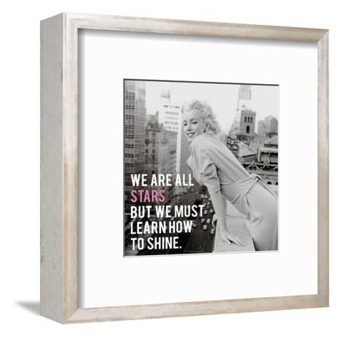 Icon X-The Chelsea Collection-Framed Art Print