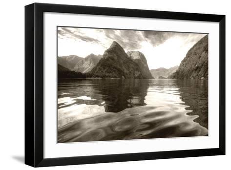Tranquil Sound-Nathan Secker-Framed Art Print