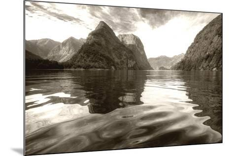 Tranquil Sound-Nathan Secker-Mounted Giclee Print