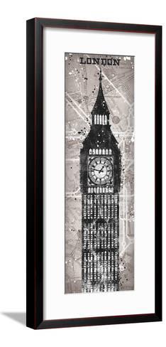 London Heights-Tom Frazier-Framed Art Print
