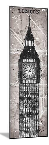 London Heights-Tom Frazier-Mounted Art Print