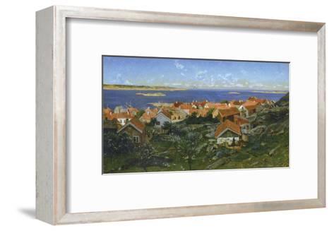 Nevlunghavn, Norway, 1881-Gerhard Munthe-Framed Art Print