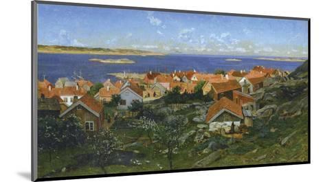 Nevlunghavn, Norway, 1881-Gerhard Munthe-Mounted Art Print