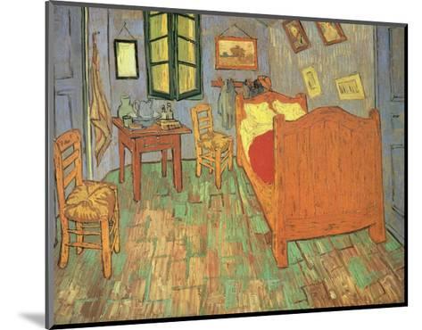 Room at Arles, 1889-Vincent van Gogh-Mounted Art Print
