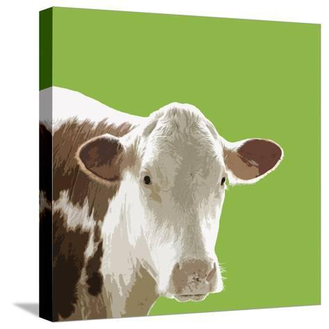 Buttercup-Linda Wood-Stretched Canvas Print