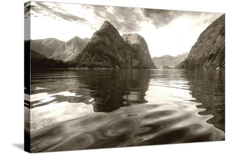 Tranquil Sound-Nathan Secker-Stretched Canvas Print