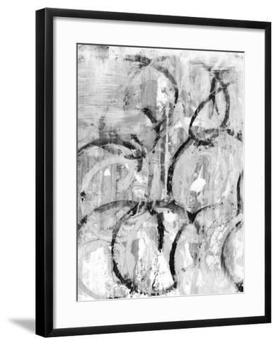 Buffalo I-Jodi Fuchs-Framed Art Print