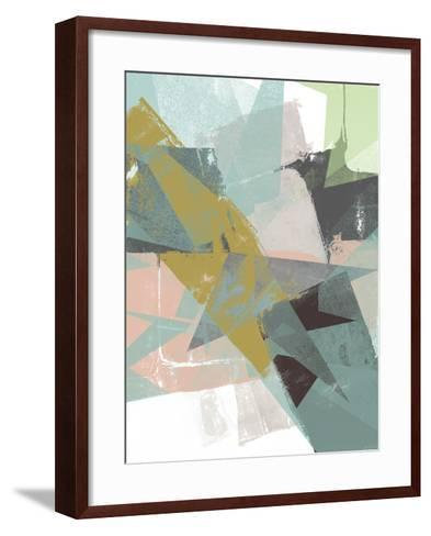 Color Patches I-Jennifer Goldberger-Framed Art Print