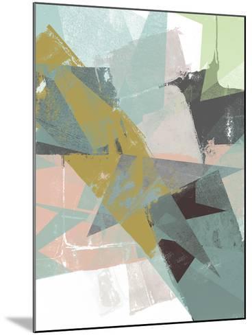 Color Patches I-Jennifer Goldberger-Mounted Art Print