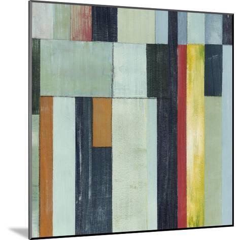 Geometric Conglomeration II-Grace Popp-Mounted Limited Edition