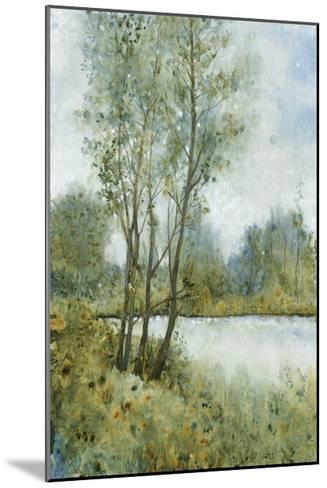 Early Spring II--Mounted Limited Edition