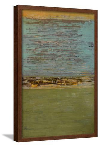 Easy Reflections III-Natalie Avondet-Framed Art Print