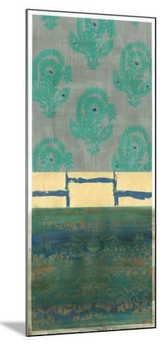 Gilded Paradise I-Chariklia Zarris-Mounted Art Print