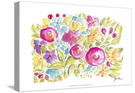 Abundance I-Julia Minasian-Stretched Canvas Print