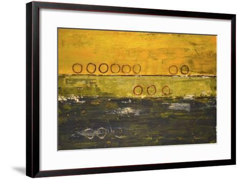 Aquarium II-Natalie Avondet-Framed Art Print
