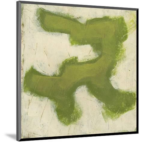 Gestural IV-June Erica Vess-Mounted Limited Edition