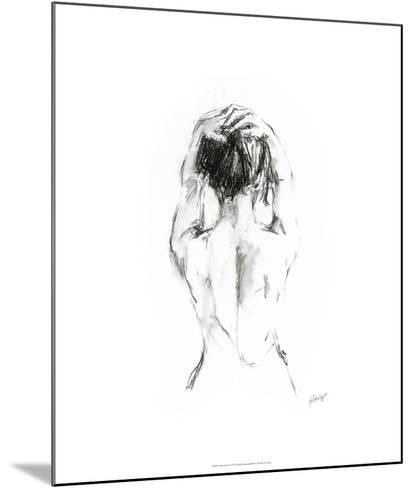 Back Study II-Ethan Harper-Mounted Limited Edition