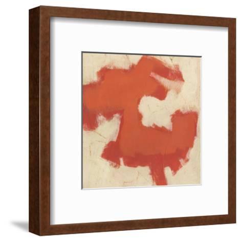 Gestural I-June Erica Vess-Framed Art Print