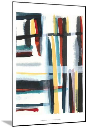 Book Shelf I-Jodi Fuchs-Mounted Art Print