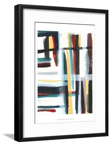 Book Shelf I-Jodi Fuchs-Framed Art Print