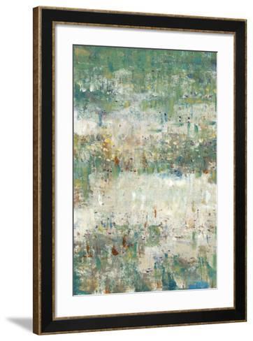Flower Path II--Framed Art Print