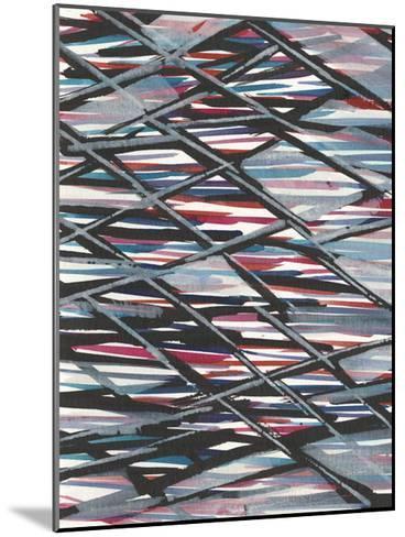Chain Link I-Jodi Fuchs-Mounted Art Print
