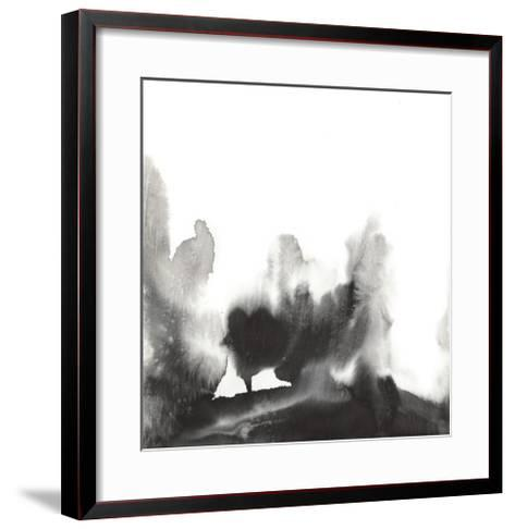 Ancient Landscape III-Ferdos Maleki-Framed Art Print