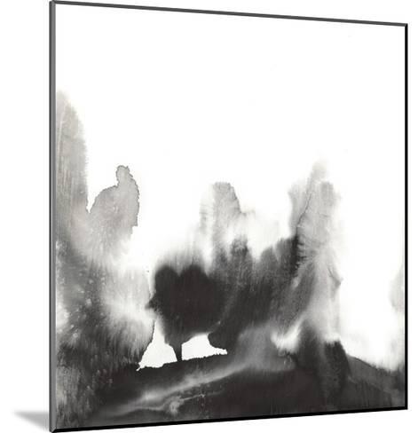 Ancient Landscape III-Ferdos Maleki-Mounted Limited Edition