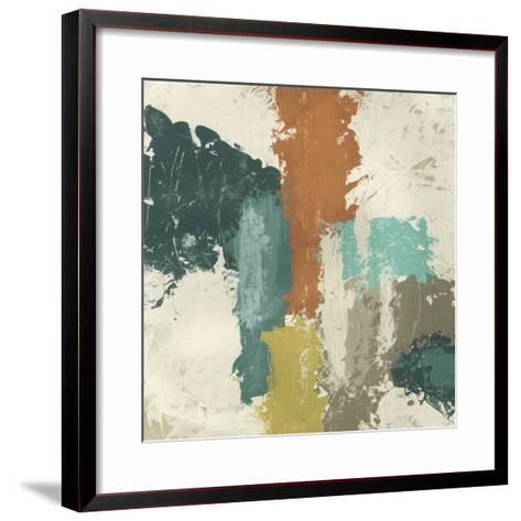 City Signals II-June Erica Vess-Framed Art Print