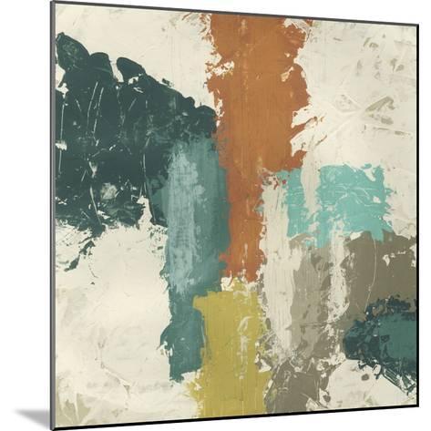 City Signals II-June Erica Vess-Mounted Giclee Print