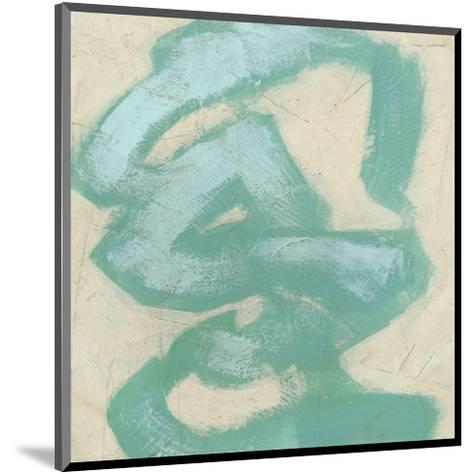 Gestural V-June Erica Vess-Mounted Limited Edition
