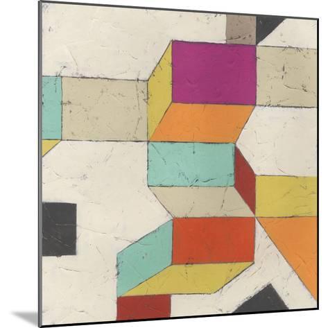Tessellate IV-June Erica Vess-Mounted Art Print