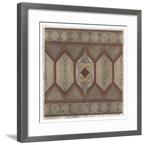 Southwest Inspiration I-Megan Meagher-Framed Art Print