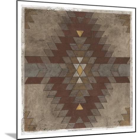 Southwest Inspiration IV-Megan Meagher-Mounted Art Print