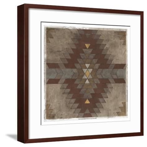 Southwest Inspiration IV-Megan Meagher-Framed Art Print