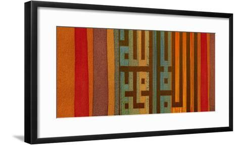 The Language of Color II-Irena Orlov-Framed Art Print
