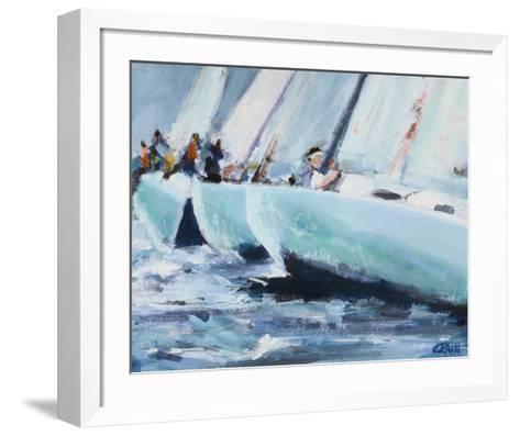 Rail-Curt Crain-Framed Art Print
