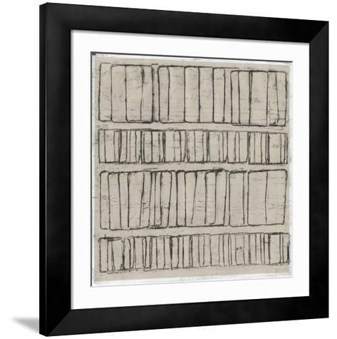 Seismic Rows I-Jenna Guthrie-Framed Art Print