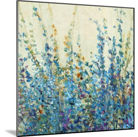 Shades of Blue II--Mounted Limited Edition