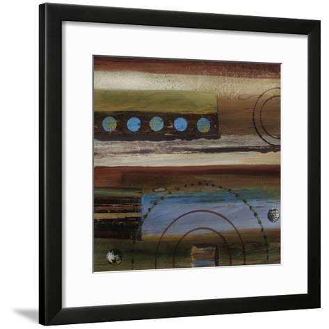 Spice Impressions II-Irena Orlov-Framed Art Print