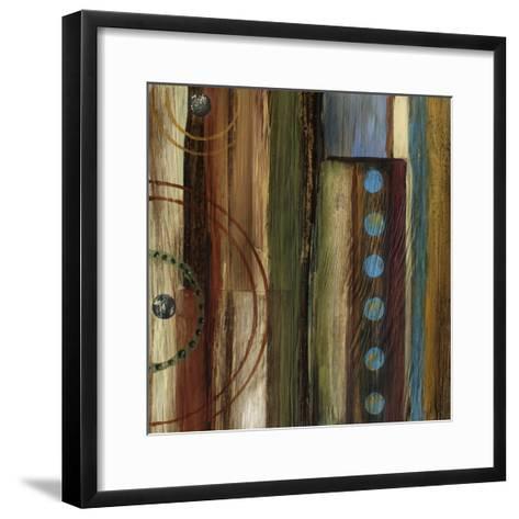 Spice Impressions III-Irena Orlov-Framed Art Print