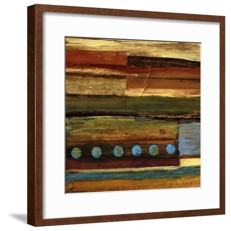 Spice Impressions IV-Irena Orlov-Framed Art Print