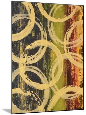 Rings of Engagement II-Natalie Avondet-Mounted Art Print