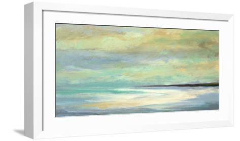 Shoreline III-Sheila Finch-Framed Art Print