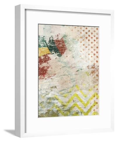 Signboard Signals I-June Erica Vess-Framed Art Print