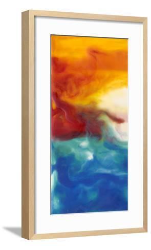 Marsh Sunrise I-Alicia Ludwig-Framed Art Print