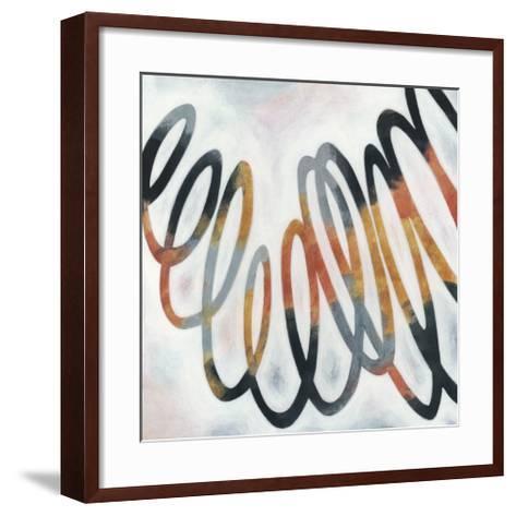 Squiggle II-Megan Meagher-Framed Art Print