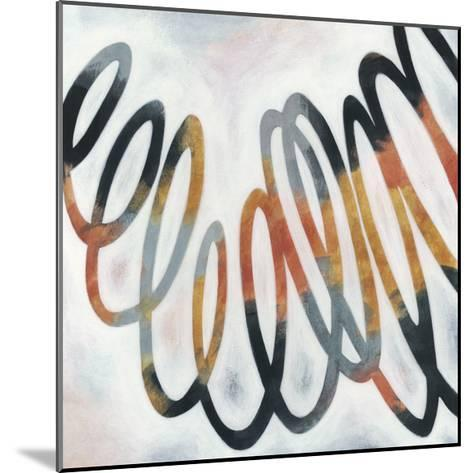 Squiggle II-Megan Meagher-Mounted Limited Edition