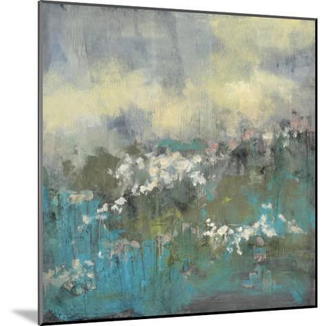 Painterly Field II-Jennifer Goldberger-Mounted Limited Edition