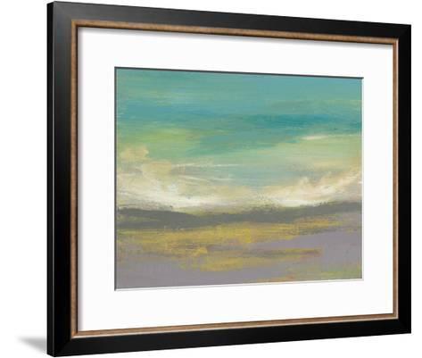 Sunset Study II-Jennifer Goldberger-Framed Art Print